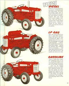 1957 IH 350