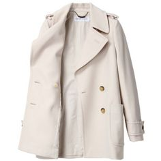 SEE BY CHLOE Double Button Short Coat