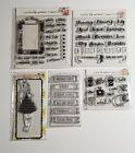 Scarlet Lime Planner Society Kit Planner Girl Stamps Destash