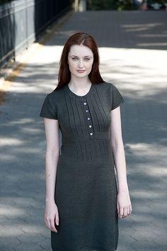 Ravelry: Promenade Dress pattern by Kristina McGowan