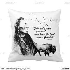 The Land Pillow