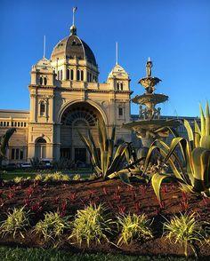 #carltongardens #melbourne #australialife #2016❤