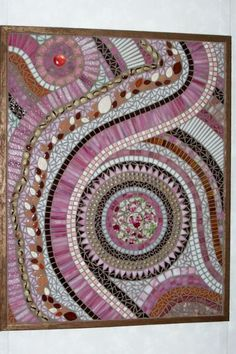 Neapolitan Stained Glass Mosaic