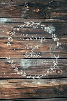 Romans I loved you at your darkest Beautiful Bible Verses) Bible Verses Quotes, Bible Scriptures, Biblical Verses, Love Verses, Good Bible Verses, Mormon Quotes, Godly Quotes, Bible Teachings, Prayer Quotes