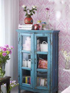Sanna & Sania: Vackra färger, sköna material, charmiga detaljer = inspiration