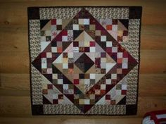just love sm. quilts!