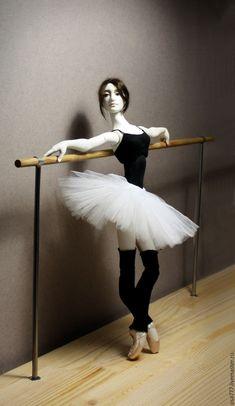 Doll Making Tutorials, Ballet Poses, Dancing Dolls, Marionette, Biscuit, My Photo Gallery, Ballerina Doll, Alternative Art, Doll Shop