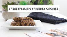 Breastfeeding Friendly Cookies