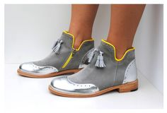 Shoe Boots With Jeans Ideas Ankle Boots, Bootie Boots, Shoe Boots, Shoe Bag, Zapatos Shoes, Shoes Sandals, Basket Originale, Mode Shoes, Nike Kicks