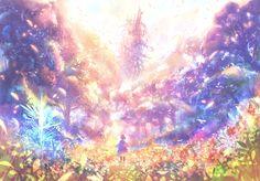色が鳴り響く#pixiv#fantasy