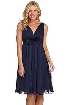 Image result for flattering evening wear to hide tummy