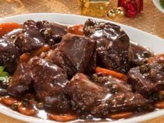Bourguignon de sanglier facile - Recette de cuisine Marmiton : une recette