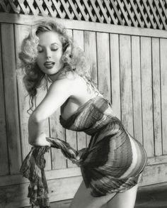 Betty Brosmer. I love this pic!