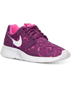 Nike Women's Kaishi Print Casual Sneakers from Finish Line - Finish Line Athletic Shoes - Shoes - Macy's