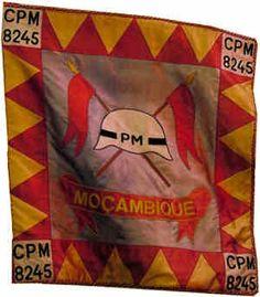 Companhia de Polícia Militar 8245/72 Moçambique