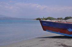 Playa El Derrumbadero, Baní, R.D.