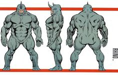 The Rhino marvel - Google Search