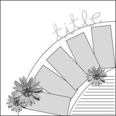 Scrapbook Idea- josh (one of a kind)