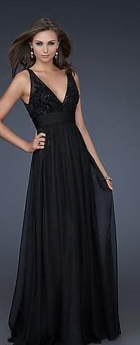 Fashion Empire Sleeveless Chiffon Long A-Line Evening Dress momodresses26053