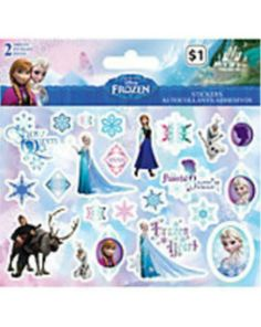Disney Frozen Stickers (46) - Disney Frozen Party Products