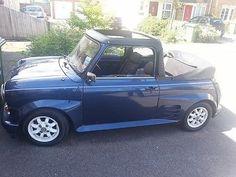 eBay: Classic mini city E convertible #classicmini #mini