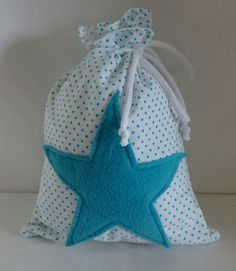 Geschenkbeutelchen, Stern von HandArt by Nina auf DaWanda.com