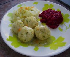 Bardzo smaczne pulpeciki dietetyczne. Superfood, Potato Salad, Cauliflower, Recipies, Food And Drink, Favorite Recipes, Chicken, Vegetables, Cooking
