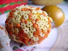 ozdoby  wielkanocne z makaronu (1)
