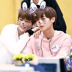 Wanna-One - Daniel and Jihoon Jung So Min, Kim Jaehwan, Ha Sungwoon, 3 In One, Denial, Kpop Boy, Jinyoung, South Korean Boy Band, My World