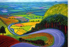 David Hockney   Kunstkazerne-blog: David Hockney