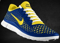 Nike Free Run ID Custom ;) Website with great deals on running shoes!