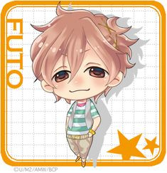 Asahina Futo-Brothers Conflict, a catty asshole and I hate his face and is kinda like a lot of talent-less superstars, I just don't get it. Nuff said.