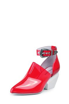 Jeffrey Campbell Shoes KENDALL Shop All in Red White
