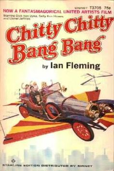 Chitty Chitty Bang Bang.  The family crosses the English Channel to go to France, and visits Paris.  Talks a bit about French money, food, and the language.