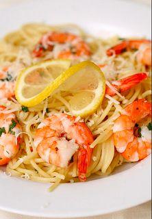 DOUGLICIOUS: Shrimp Scampi