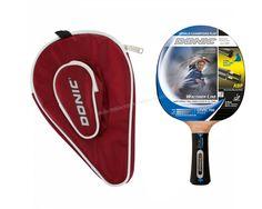 Donic Waldner 700 ITTF Onaylı Masa Tenisi Raketi - Özel vakum ambalajında, sapında ağırlık denge ayarını yapmaya yarayan 3 ayrı gözlü plastik aparatı ve ağırlık demiri bulunan, 3 top alabilen özel kılıflı 1 adet Attack masa tenisi raketi. - Price : TL84.00. Buy now at http://www.teleplus.com.tr/index.php/donic-waldner-700-ittf-onayli-masa-tenisi-raketi.html