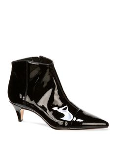 cf7af700291 Stun the crowd when you saunter into the room wearing these Kinzey Booties  by Sam Edelman