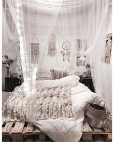 487 Meilleures Images Du Tableau Baldaquin Bedrooms Bedroom Decor
