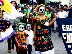 Day of the Dead - Oaxaca City.