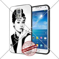 New Samsung Galaxy S5 Case Audrey Hepburn Actress Cell Phone Case Shock-Absorbing TPU Cases Durable Bumper Cover Frame Black Lucky_case26 http://www.amazon.com/dp/B018KOSB3U/ref=cm_sw_r_pi_dp_U.uAwb1MWGDMT