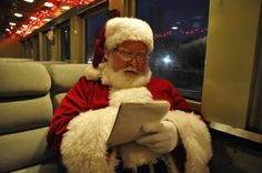 Dec 18, 2011 - Santa Train, the Northwest Railway Museum's premier event, has been a Northwest tradition for 43 years. This year, it drew 11,200 visitors.