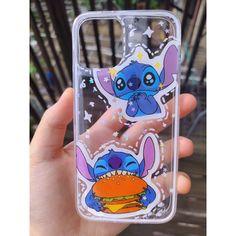 Disney Stitch Resin Phone Case - Iphone 12 pro