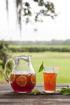 Sun Tea--Augie O'Connor shares his method to making healthful sun tea, and his herbal-infused sun tea recipes for peppermint-flower tea, peppermint-rosemary-pennyroyal tea, fenugreek-peppermint tea and licorice-flax tea.