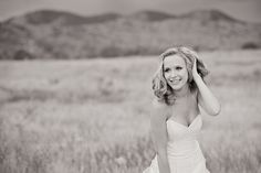 A beautiful glamour session with stormy skies by Chris Loring Photography in Denver, CO