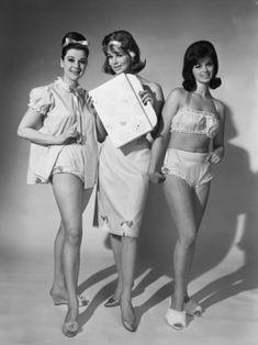 60s lingerie. S)