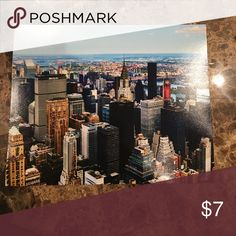 Selling this Original photo of the New York City skyline on Poshmark! My username is: nickirab. #shopmycloset #poshmark #fashion #shopping #style #forsale #Other