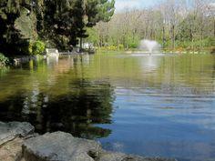 Parque Quinta de los Molinos en Madrid