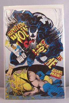 Marvel Comics Presents 117 118 119 120 121 122 WOLVERINE VS VENOM Marvel  Heroes 6531a5a27