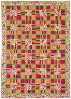 Fruit Basket from Fresh and Fabulous Quilts