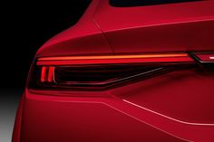 Audi - The TT sportback concept